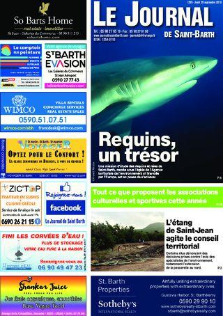 Requins, un trésor / Associations culturelles et sportives / L'étang de Saint-Jean agite le conseil  - 1295 du 20/09/2018