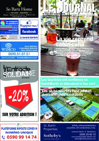 Journal de Saint-Barth N°1375 du 13/05/2020