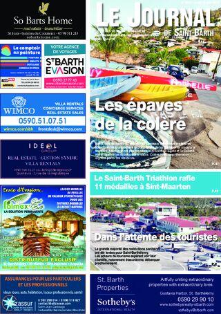 Journal de Saint-Barth N°1427 du 10/06/2021