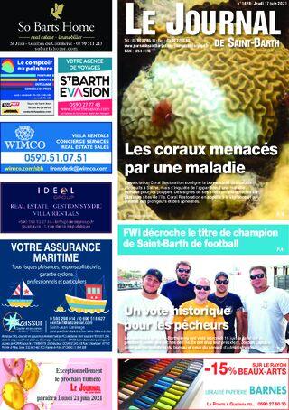 Comité de pêche / Coraux menacés / Des solutions pour Corossol - 1428 du 17/06/2021