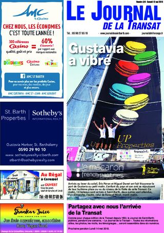 Journal de Saint-Barth N°3 du 12/05/2018