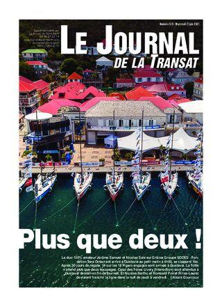 Journal de Saint-Barth N°5 du 03/06/2021